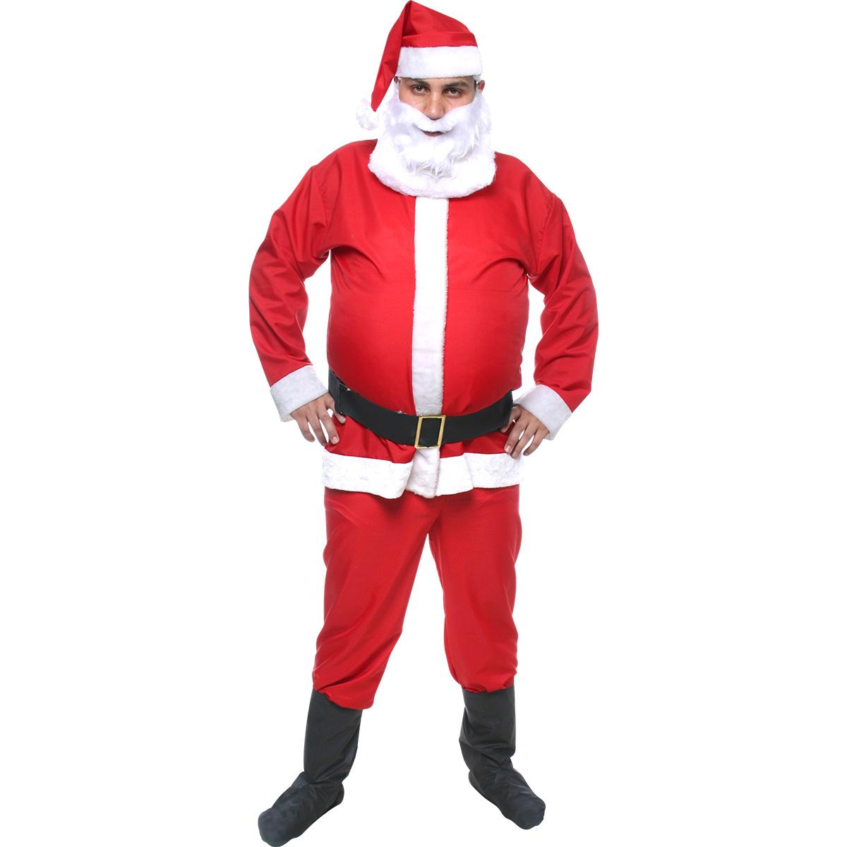 Fantasia Papai Noel Adulto 1f2c9cc965