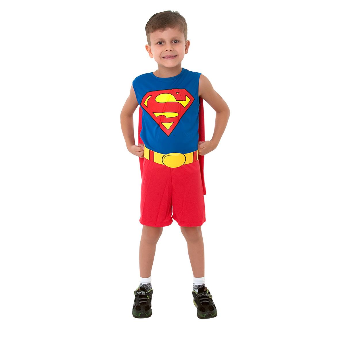 d414f18c521d4 Fantasia Super Homem Regata