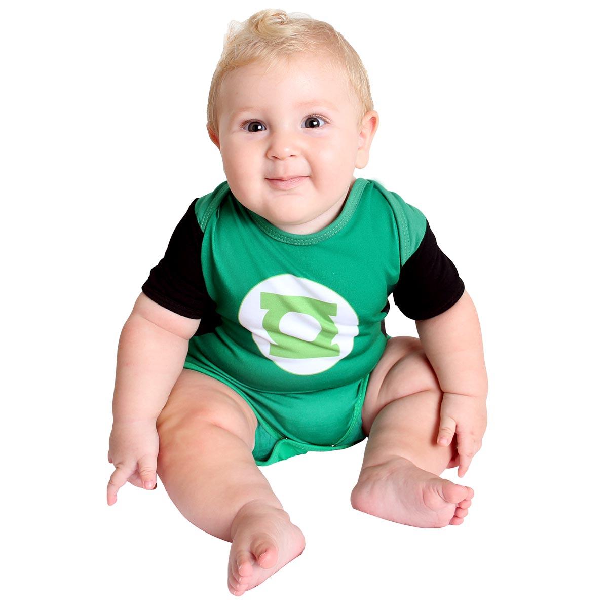 7499c6a9b Fantasia Body Verão Lanterna Verde