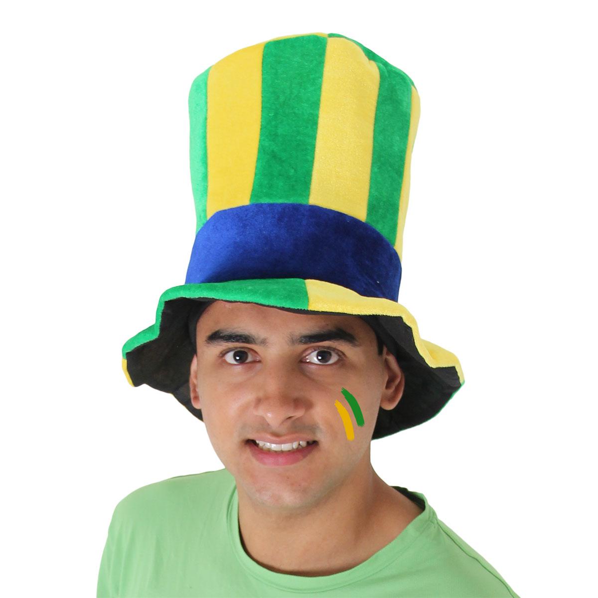 Chapéu Brasil 800d5617bdd