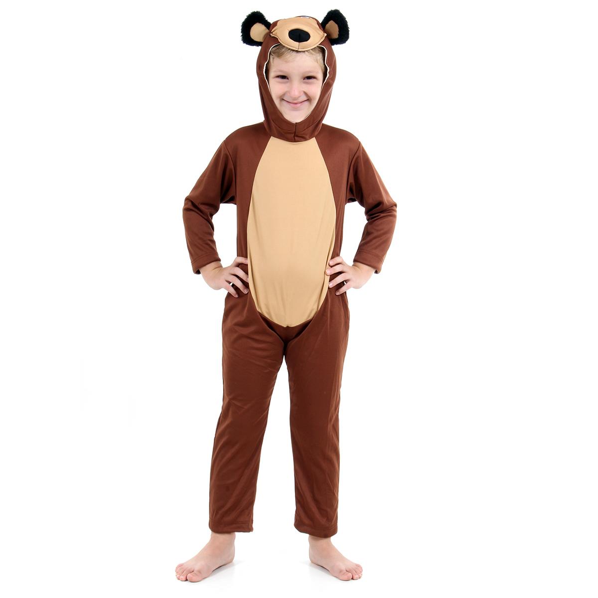 Fantasia Urso Masha