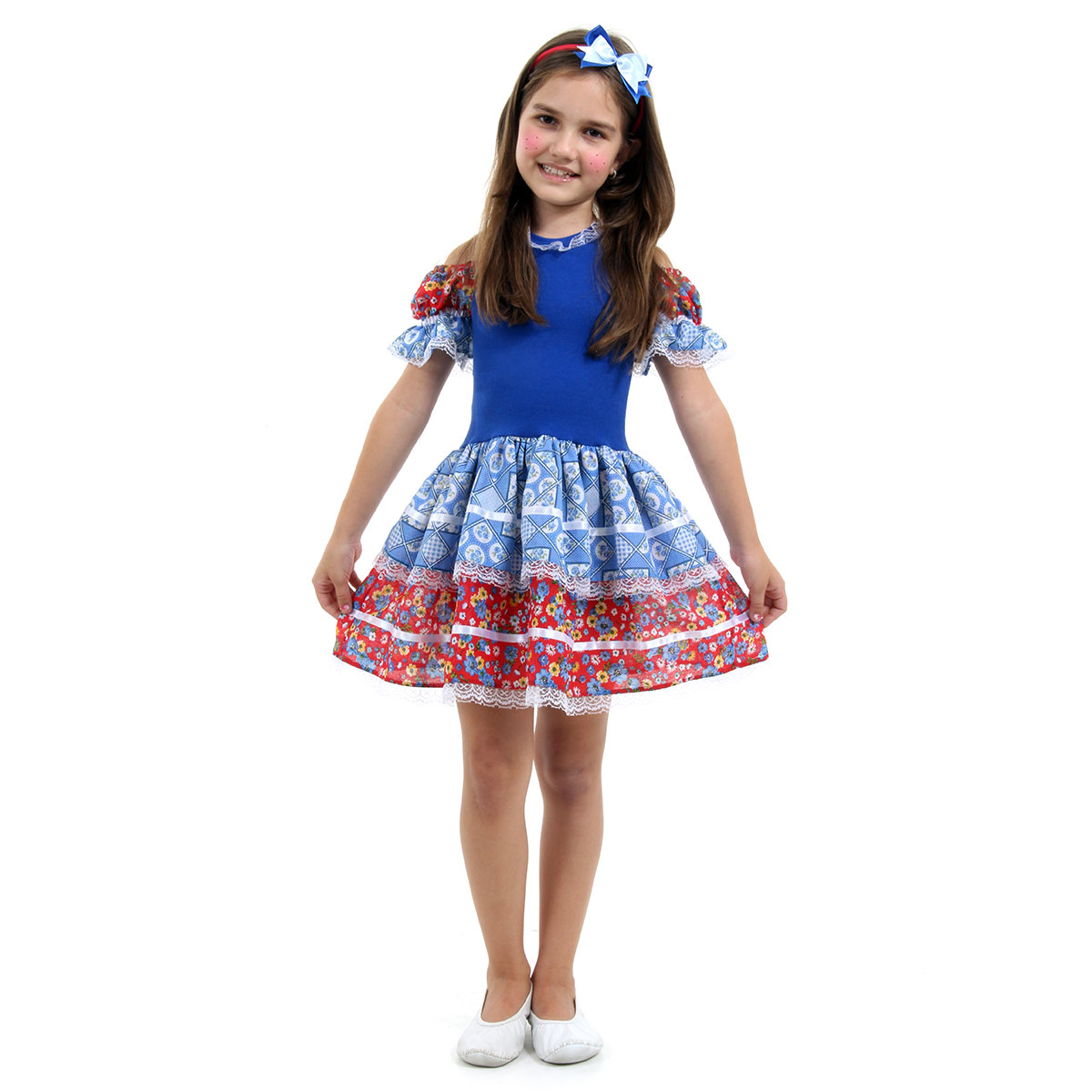 Fantasia Caipira Ana Julia Sortida 13998963a31